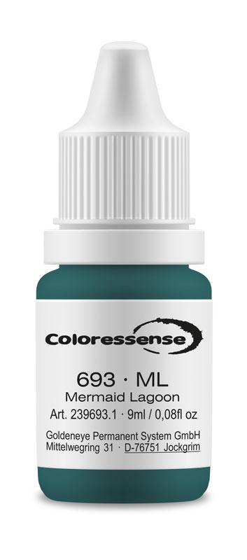 PMU Pigmente Coloressense 9ml Goldeneye PMU-Pigment