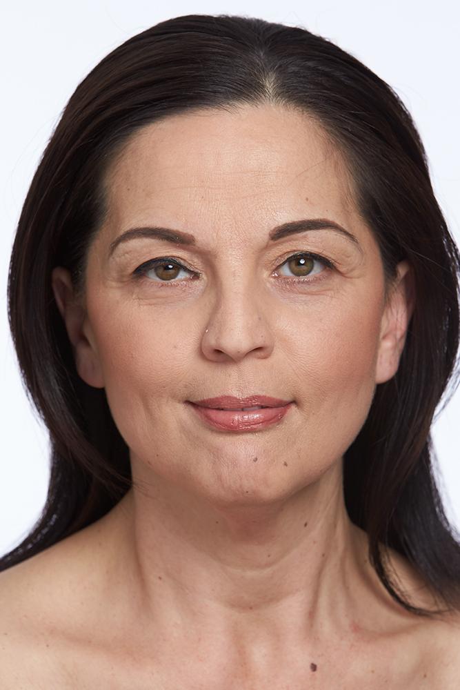 Zufriedene PMU Kunden Vorher-Nachher, permanent make-up